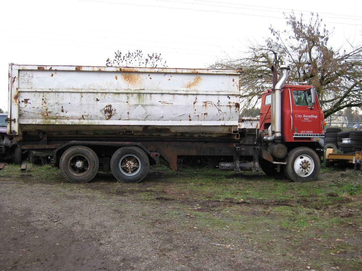 Used Tow Trucks Wreckers